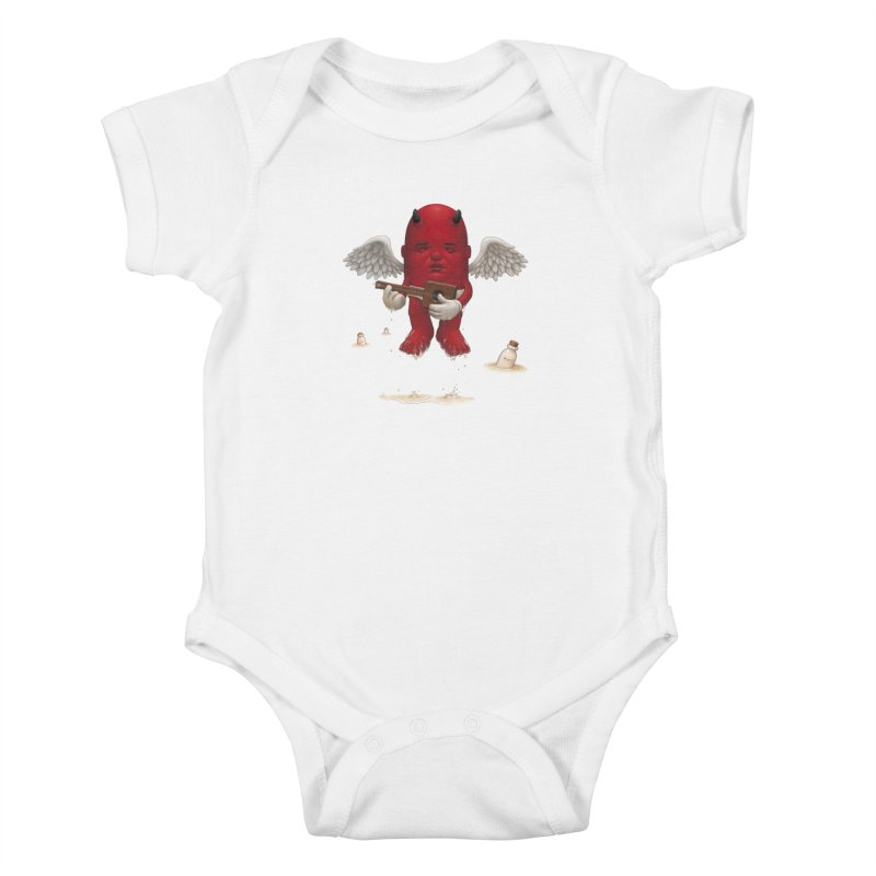 Soothing the Soul Kids Baby Bodysuit by Bob Dob