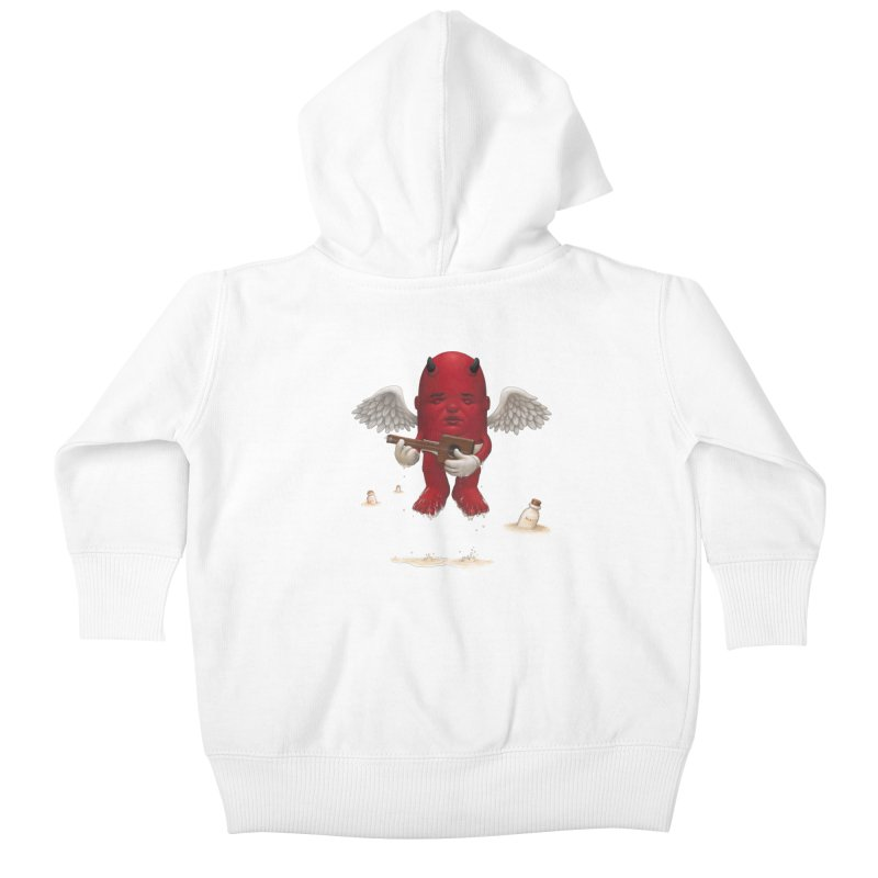 Soothing the Soul Kids Baby Zip-Up Hoody by Bob Dob