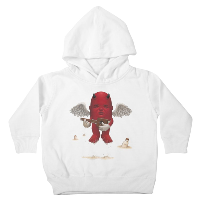 Soothing the Soul Kids Toddler Pullover Hoody by Bob Dob