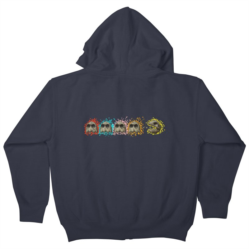 I Want Your Skull Kids Zip-Up Hoody by Bob Dob