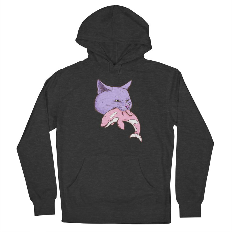 The Hunter Women's French Terry Pullover Hoody by Bob Motown's SUPER SNAZZY Shirt Shack