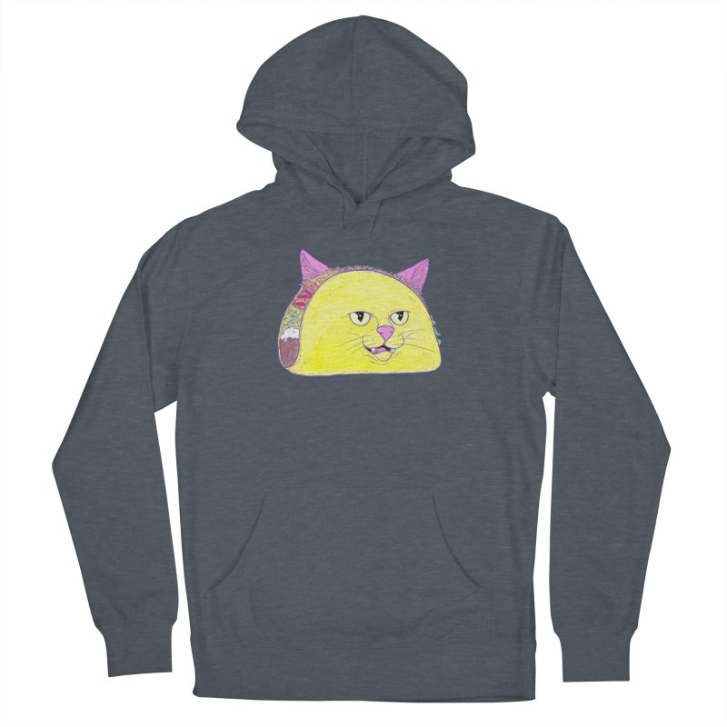 TACOCAT Women's French Terry Pullover Hoody by Bob Motown's SUPER SNAZZY Shirt Shack
