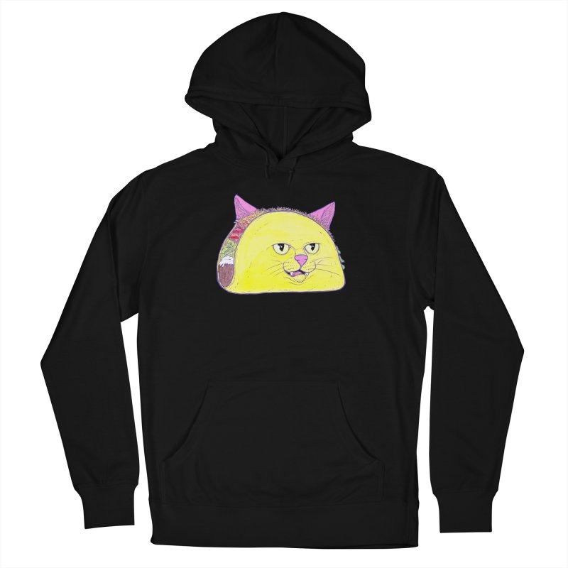 TACOCAT Men's French Terry Pullover Hoody by Bob Motown's SUPER SNAZZY Shirt Shack