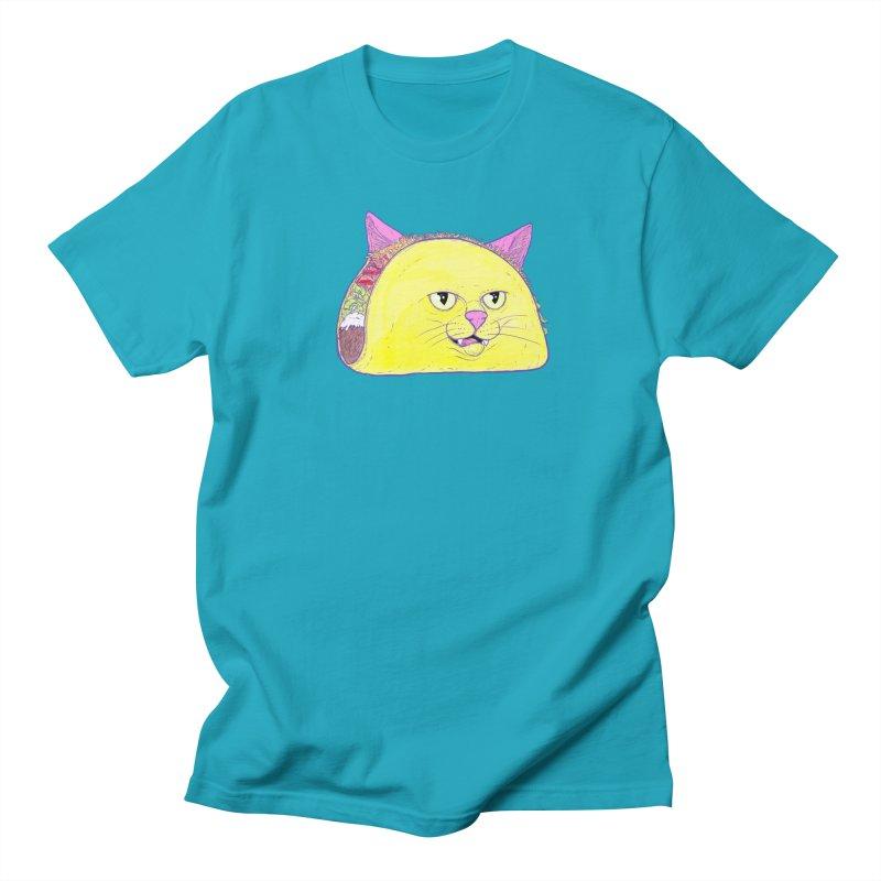 TACOCAT Men's Regular T-Shirt by Bob Motown's SUPER SNAZZY Shirt Shack