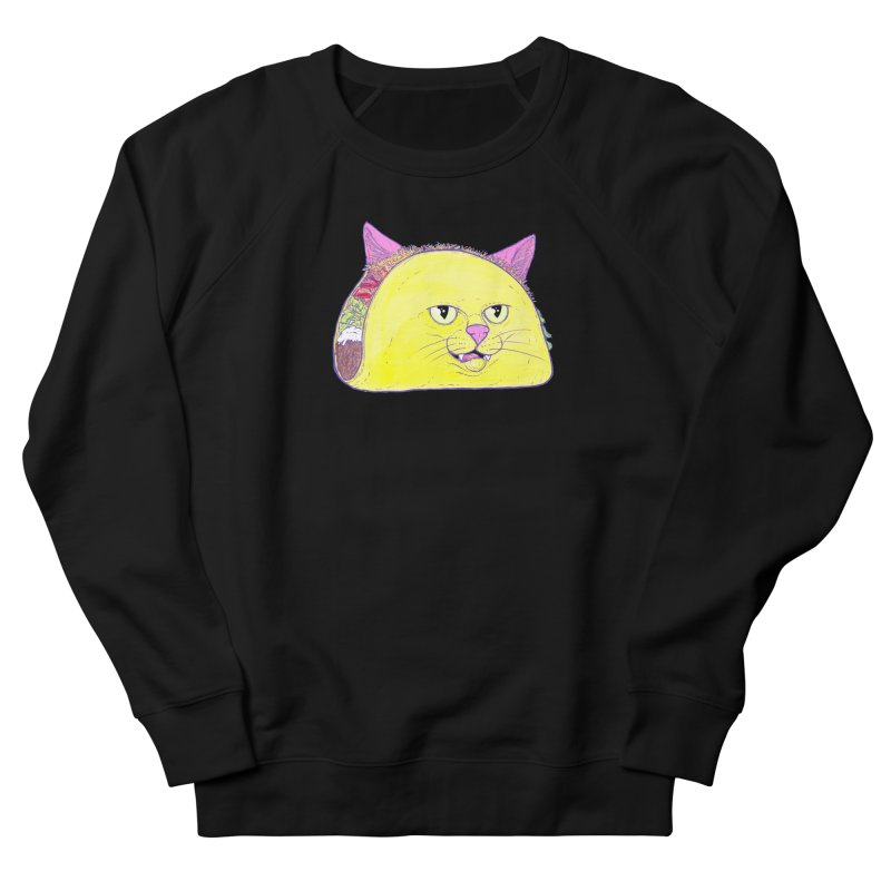 TACOCAT Women's French Terry Sweatshirt by Bob Motown's SUPER SNAZZY Shirt Shack