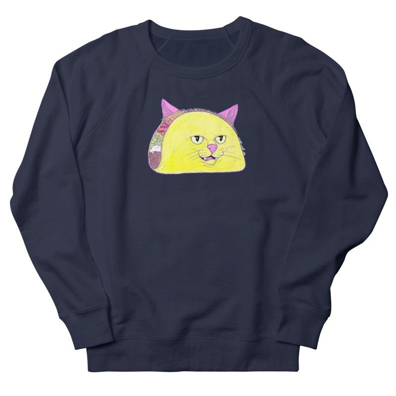 TACOCAT Women's French Terry Sweatshirt by Bob Motown's SUPER SNAZZY Shirt Shack