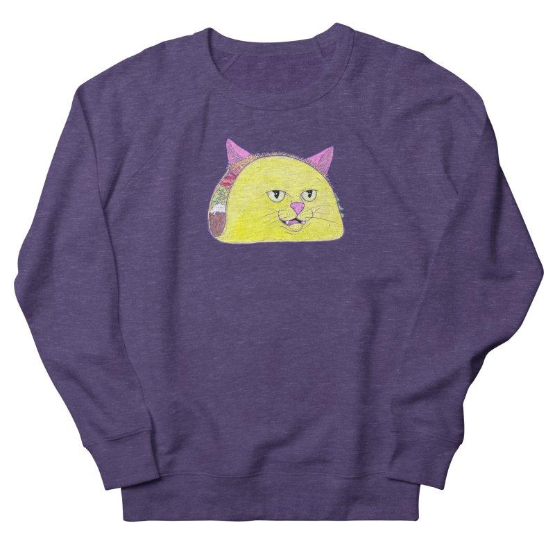 TACOCAT Men's French Terry Sweatshirt by Bob Motown's SUPER SNAZZY Shirt Shack