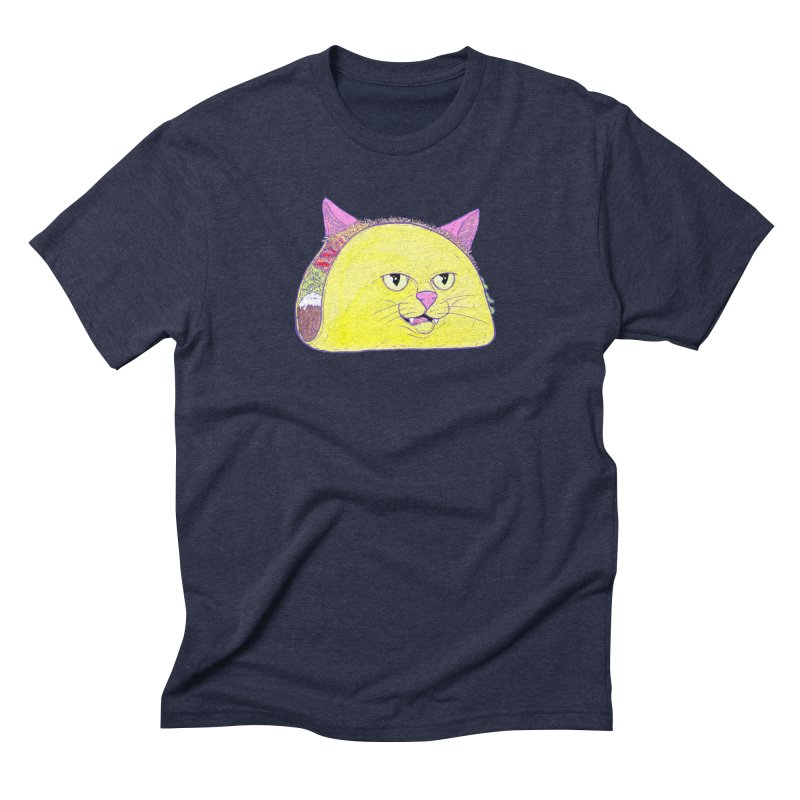 TACOCAT Men's Triblend T-Shirt by Bob Motown's SUPER SNAZZY Shirt Shack