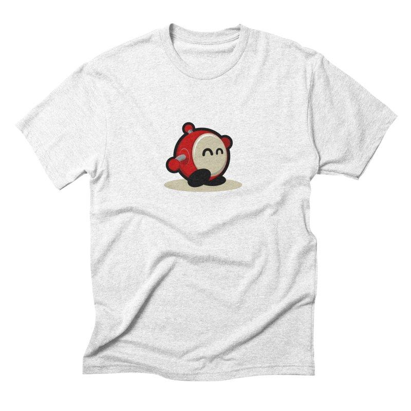 bobo the robo Men's Triblend T-shirt by bobo the robo shop