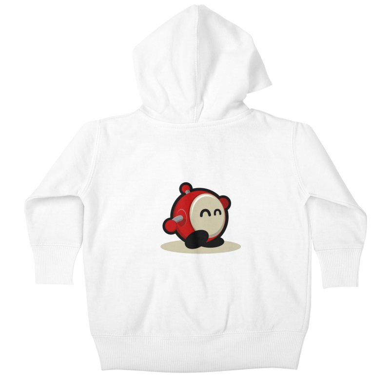 bobo the robo Kids Baby Zip-Up Hoody by bobo the robo shop