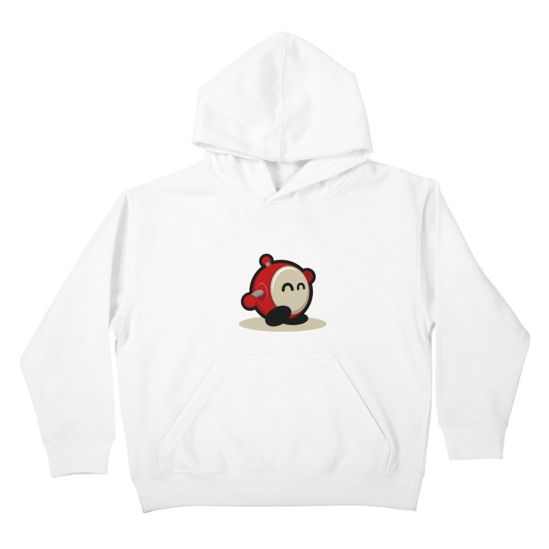 bobo the robo Kids Pullover Hoody by bobo the robo shop