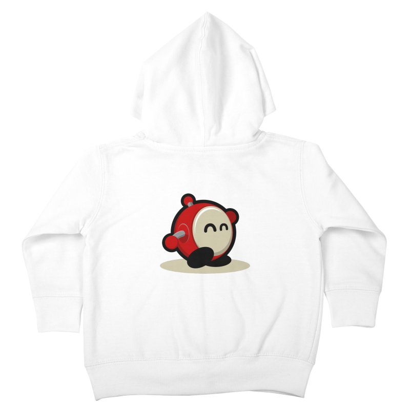 bobo the robo Kids Toddler Zip-Up Hoody by bobo the robo shop