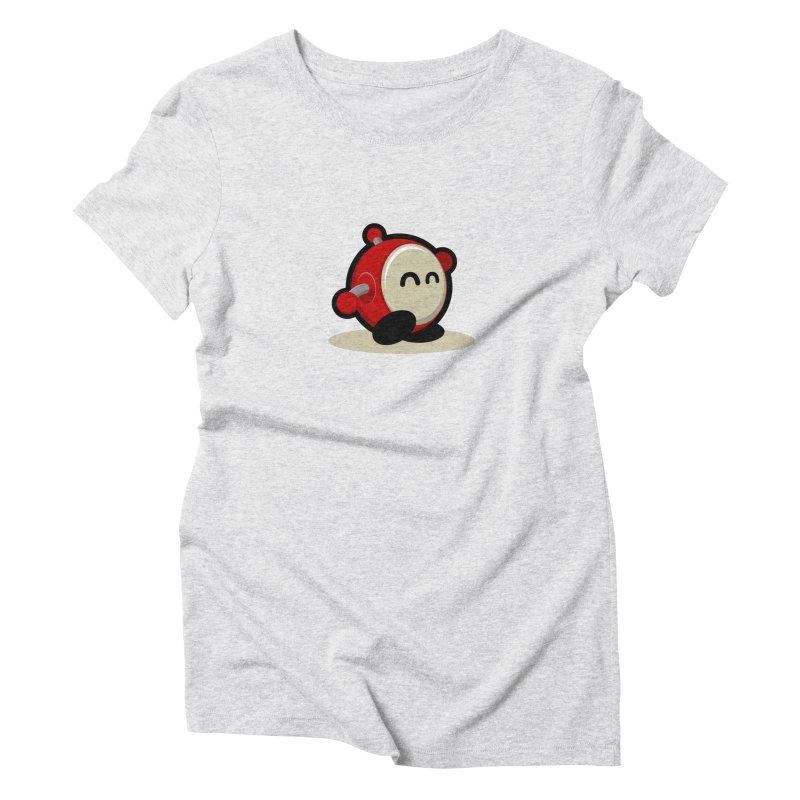 bobo the robo Women's Triblend T-Shirt by bobo the robo shop