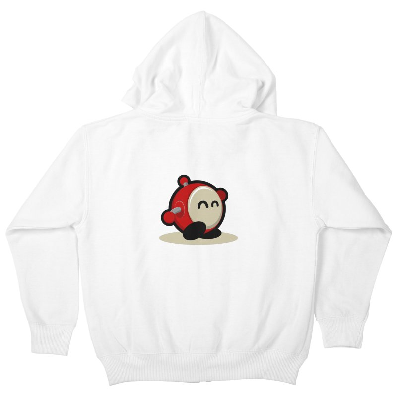 bobo the robo Kids Zip-Up Hoody by bobo the robo shop