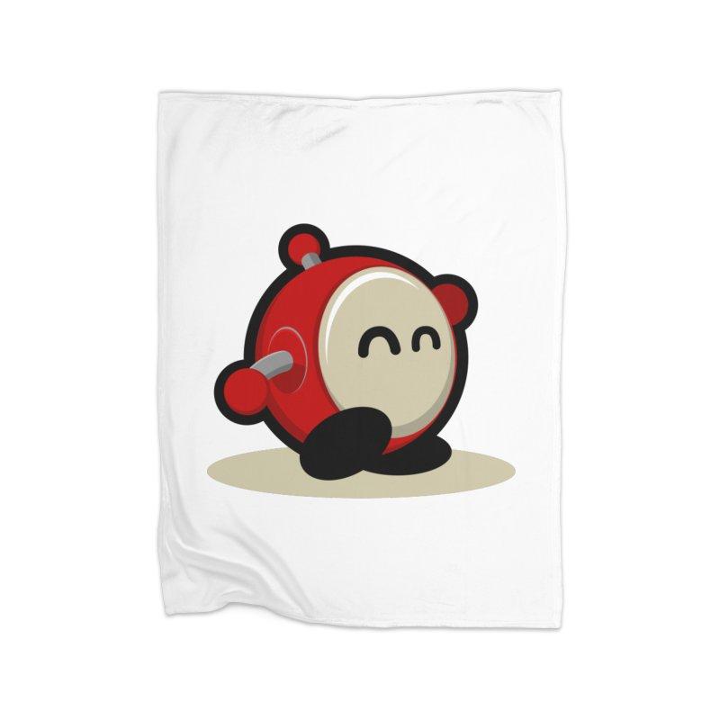 bobo the robo Home Blanket by bobo the robo shop