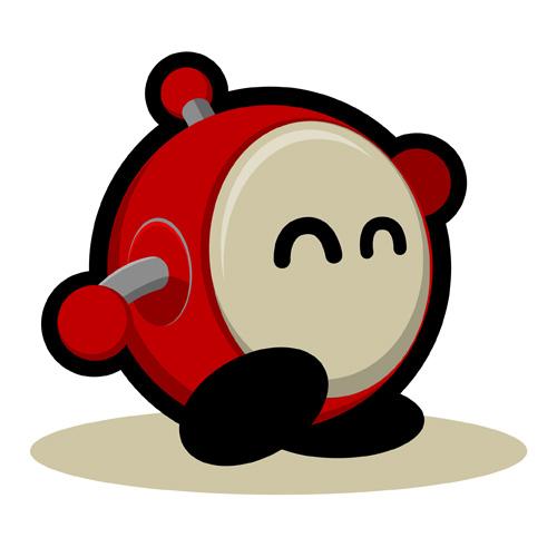 bobo the robo shop Logo