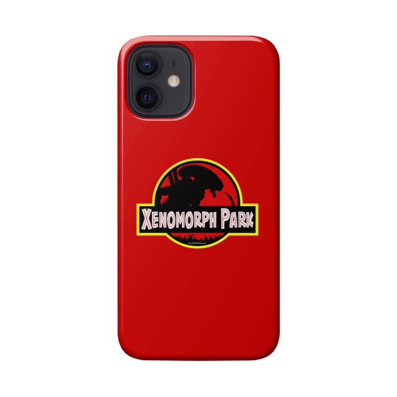 Xenomorph Park Accessories Phone Case by bobtheTEEartist's Artist Shop