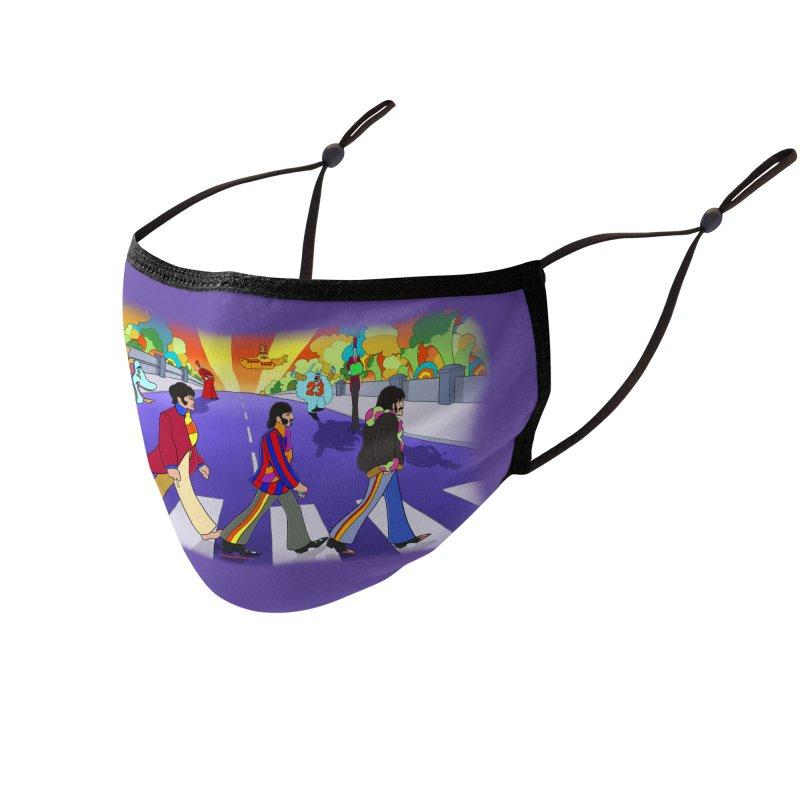Pepperland Accessories Face Mask by bobtheTEEartist's Artist Shop
