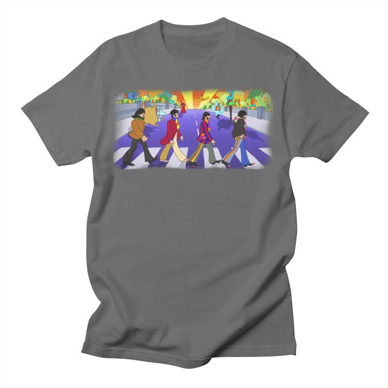 Pepperland Men's T-Shirt by bobtheTEEartist's Artist Shop