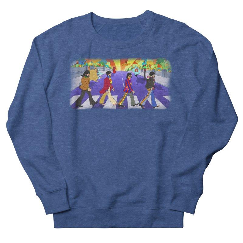 Pepperland Men's Sweatshirt by bobtheTEEartist's Artist Shop