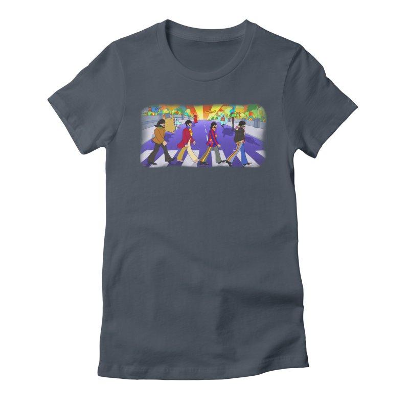 Pepperland Women's T-Shirt by bobtheTEEartist's Artist Shop