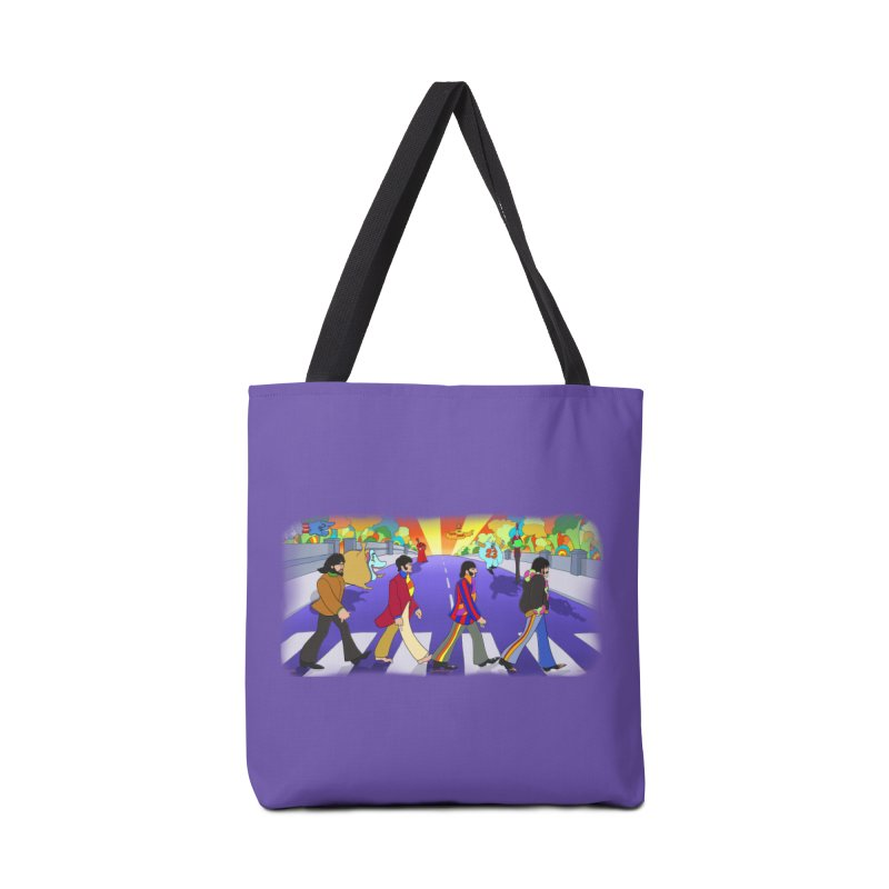 Pepperland Accessories Bag by bobtheTEEartist's Artist Shop