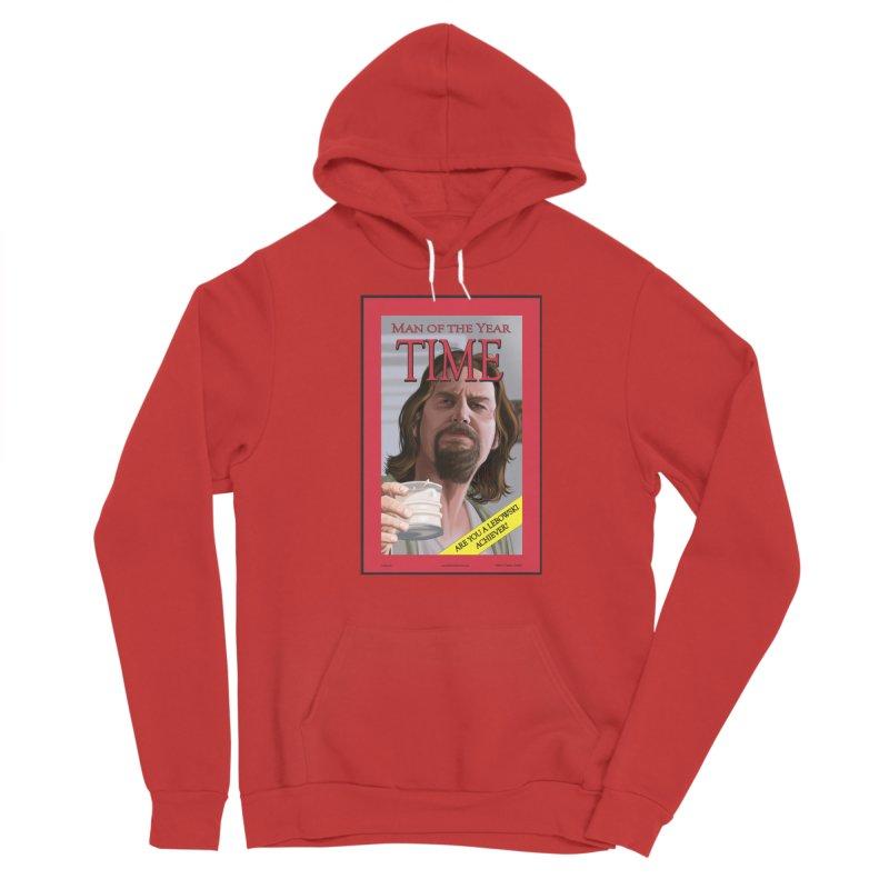 The Dude Men's Pullover Hoody by bobtheTEEartist's Artist Shop