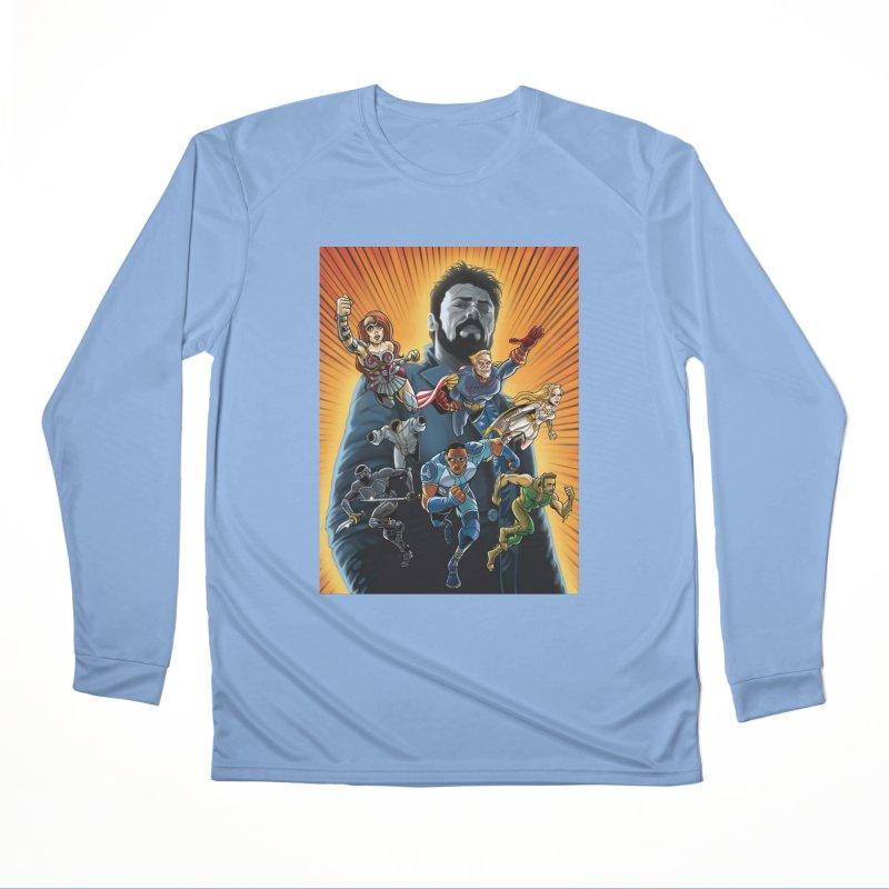 The Seven (plus one) Men's Longsleeve T-Shirt by bobtheTEEartist's Artist Shop