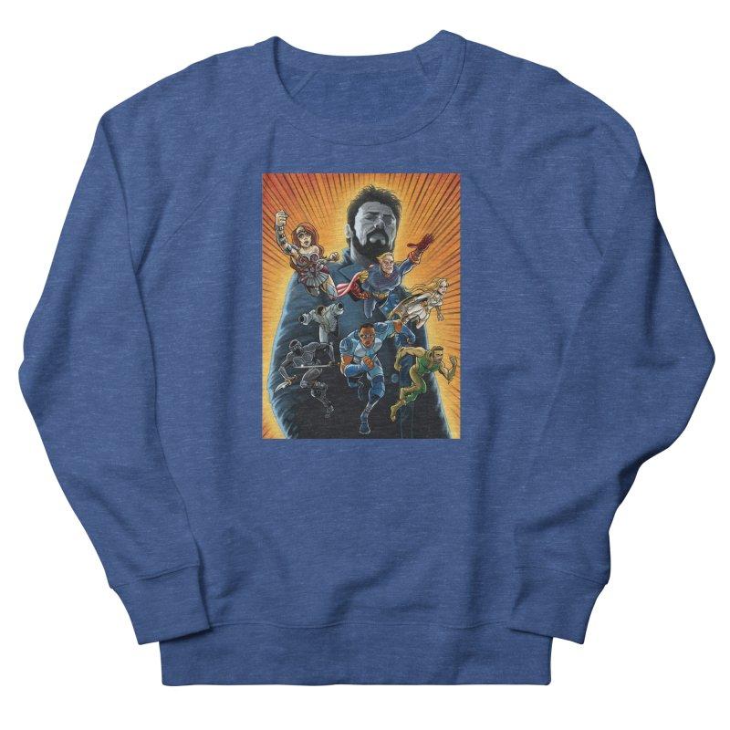 The Seven (plus one) Men's Sweatshirt by bobtheTEEartist's Artist Shop
