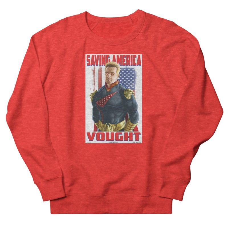 homelander Women's Sweatshirt by bobtheTEEartist's Artist Shop