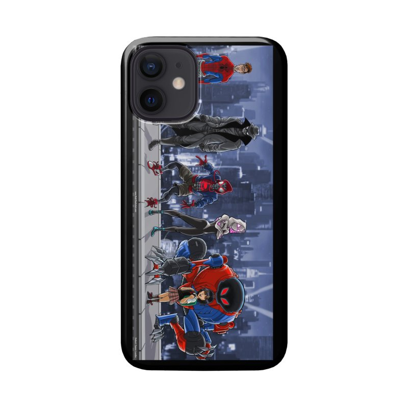 The Spidey gang Accessories Phone Case by bobtheTEEartist's Artist Shop