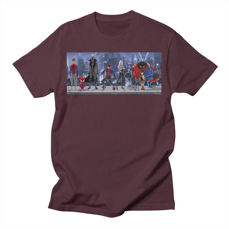 The Spidey gang Women's T-Shirt by bobtheTEEartist's Artist Shop