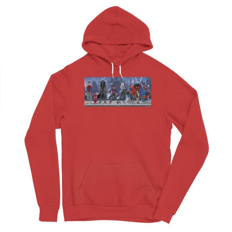 The Spidey gang Men's Pullover Hoody by bobtheTEEartist's Artist Shop