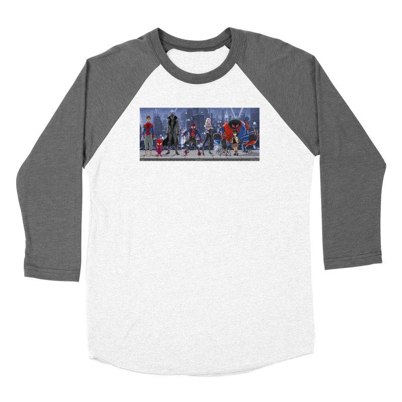 The Spidey gang Women's Longsleeve T-Shirt by bobtheTEEartist's Artist Shop
