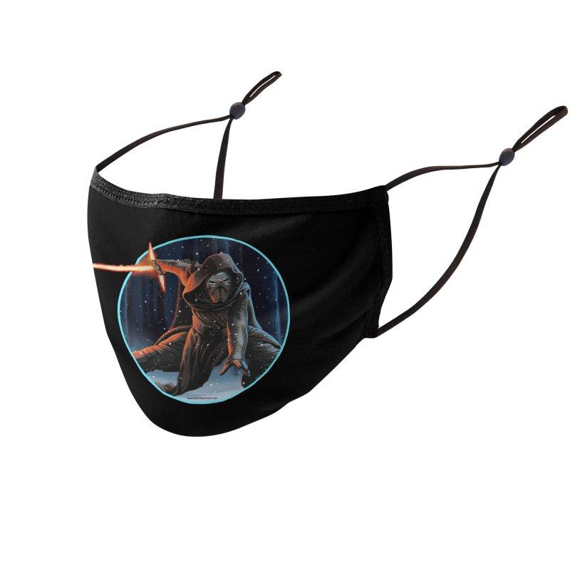 Kylo Ren Accessories Face Mask by bobtheTEEartist's Artist Shop