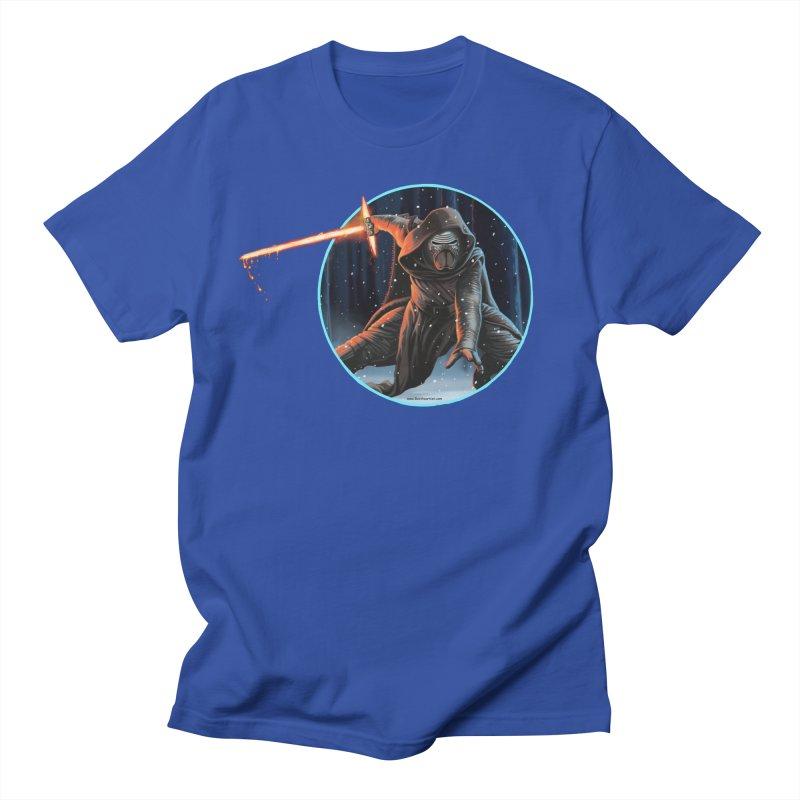 Kylo Ren Men's T-Shirt by bobtheTEEartist's Artist Shop