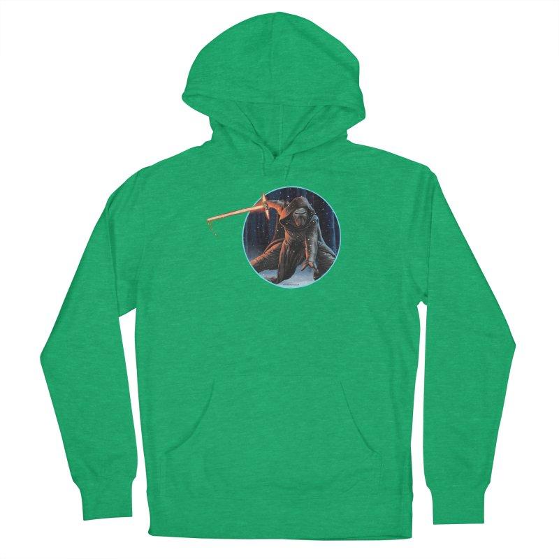Kylo Ren Women's Pullover Hoody by bobtheTEEartist's Artist Shop