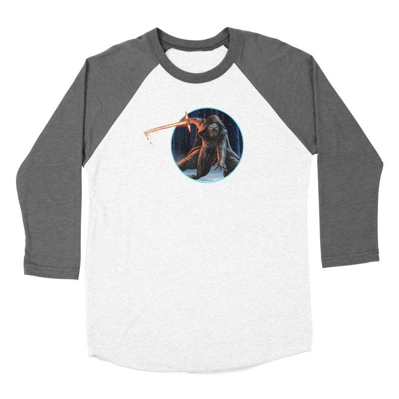 Kylo Ren Women's Longsleeve T-Shirt by bobtheTEEartist's Artist Shop