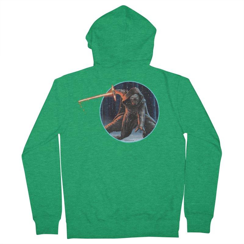 Kylo Ren Men's Zip-Up Hoody by bobtheTEEartist's Artist Shop