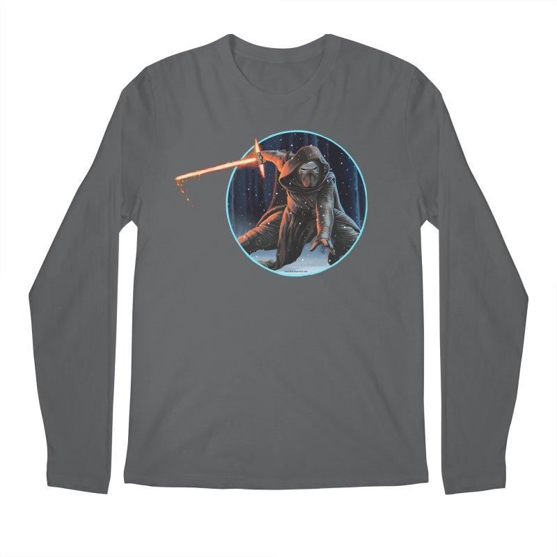 Kylo Ren Men's Longsleeve T-Shirt by bobtheTEEartist's Artist Shop