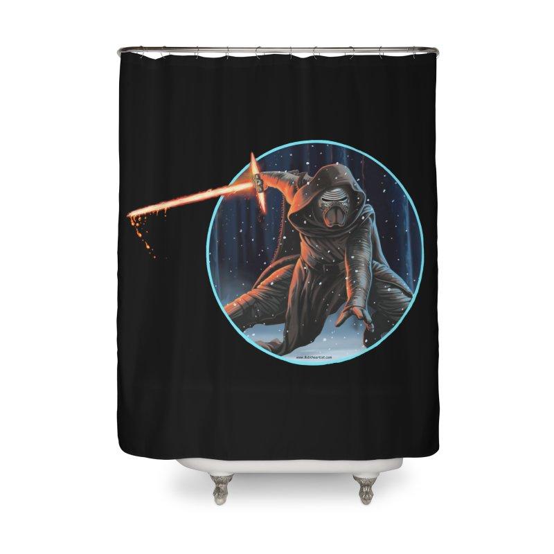 Kylo Ren Home Shower Curtain by bobtheTEEartist's Artist Shop