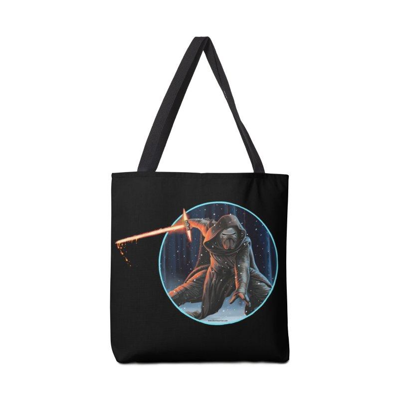 Kylo Ren Accessories Bag by bobtheTEEartist's Artist Shop