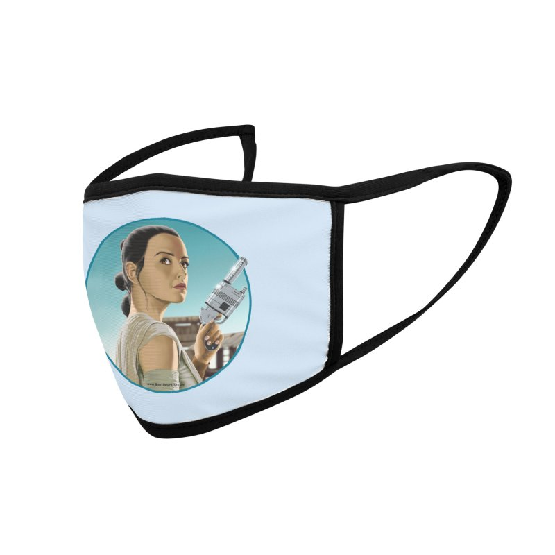 Rey Accessories Face Mask by bobtheTEEartist's Artist Shop