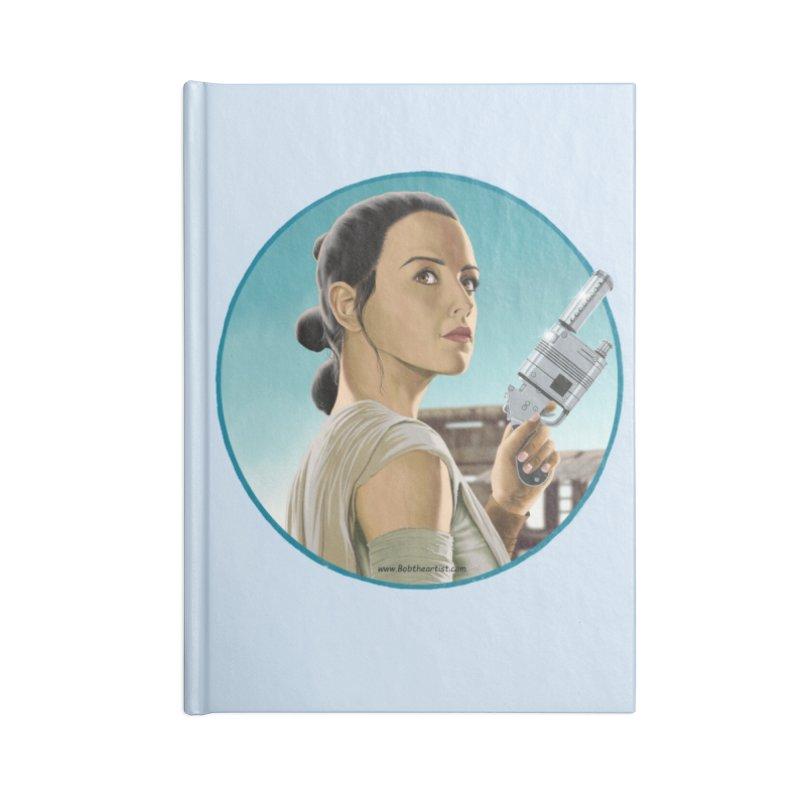 Rey Accessories Notebook by bobtheTEEartist's Artist Shop