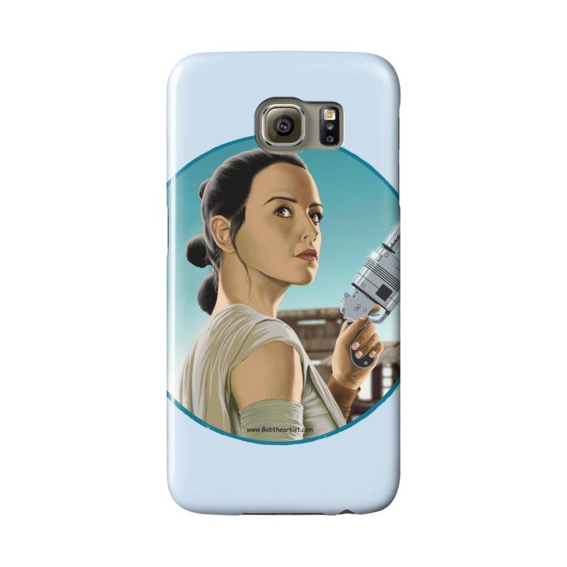 Rey Accessories Phone Case by bobtheTEEartist's Artist Shop