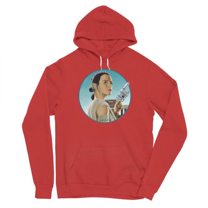 Rey Men's Pullover Hoody by bobtheTEEartist's Artist Shop