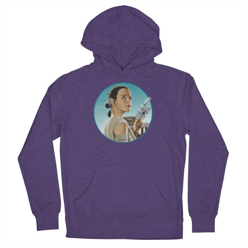 Rey Women's Pullover Hoody by bobtheTEEartist's Artist Shop