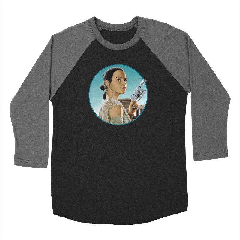 Rey Women's Longsleeve T-Shirt by bobtheTEEartist's Artist Shop