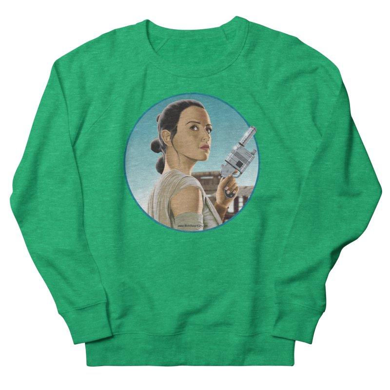 Rey Women's Sweatshirt by bobtheTEEartist's Artist Shop