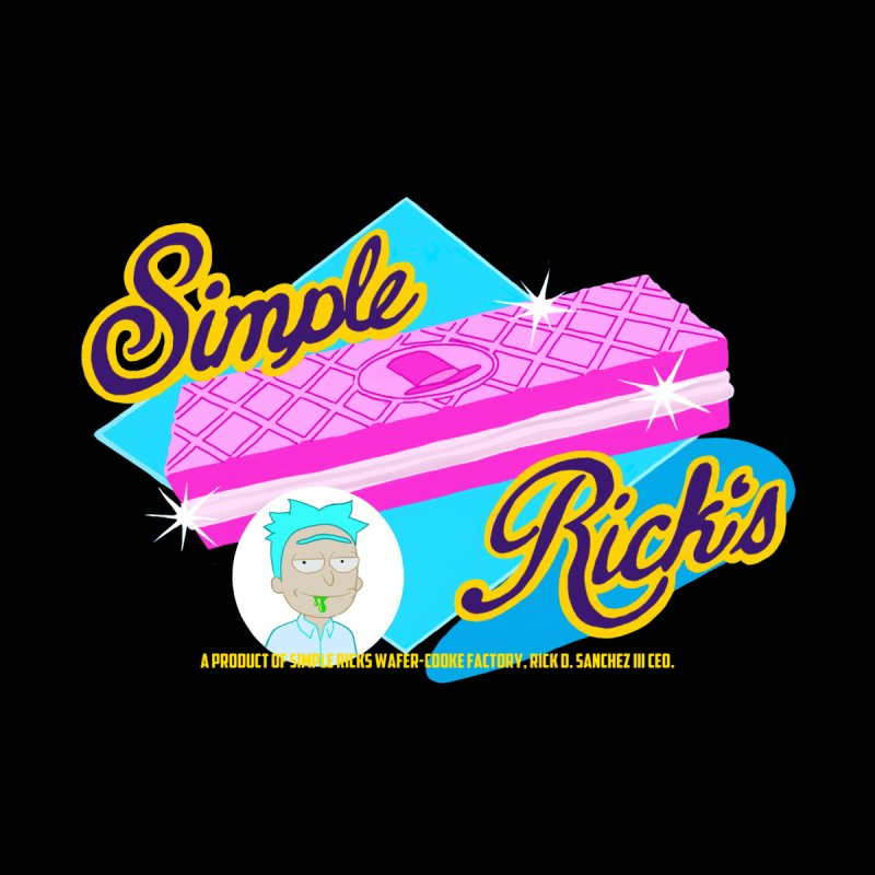 Simple Rick's Waffers Women's T-Shirt by bobtheTEEartist's Artist Shop